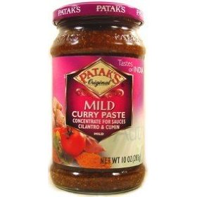 Indian Curry Paste Recipe — Dishmaps